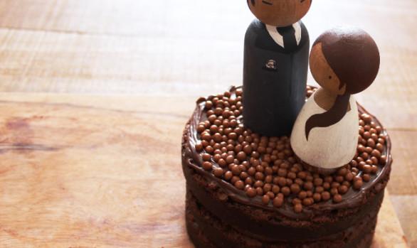 Naked brownie Nutella
